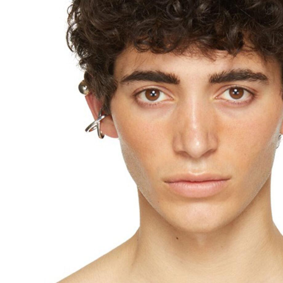 Dmarge cool-earrings-men Alan Crocetti