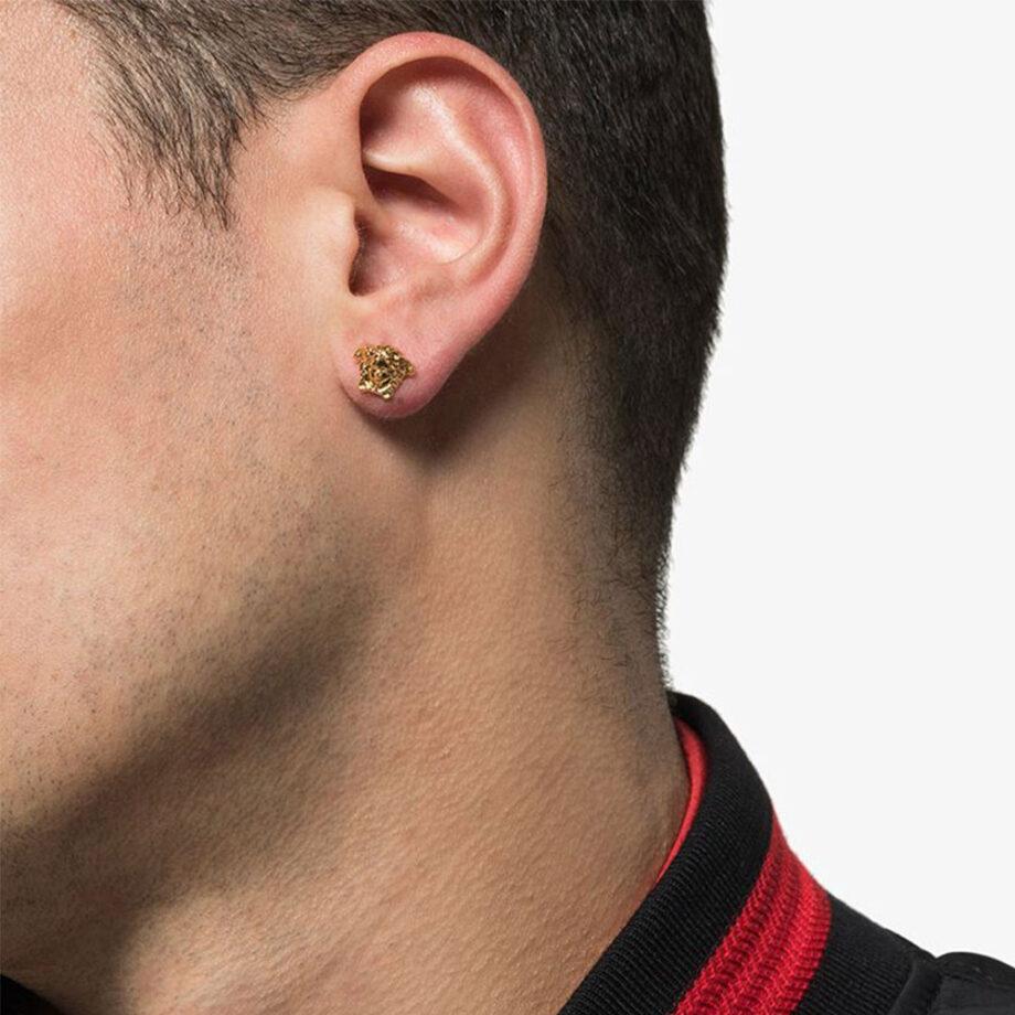 Dmarge cool-earrings-men Alexander McQueen