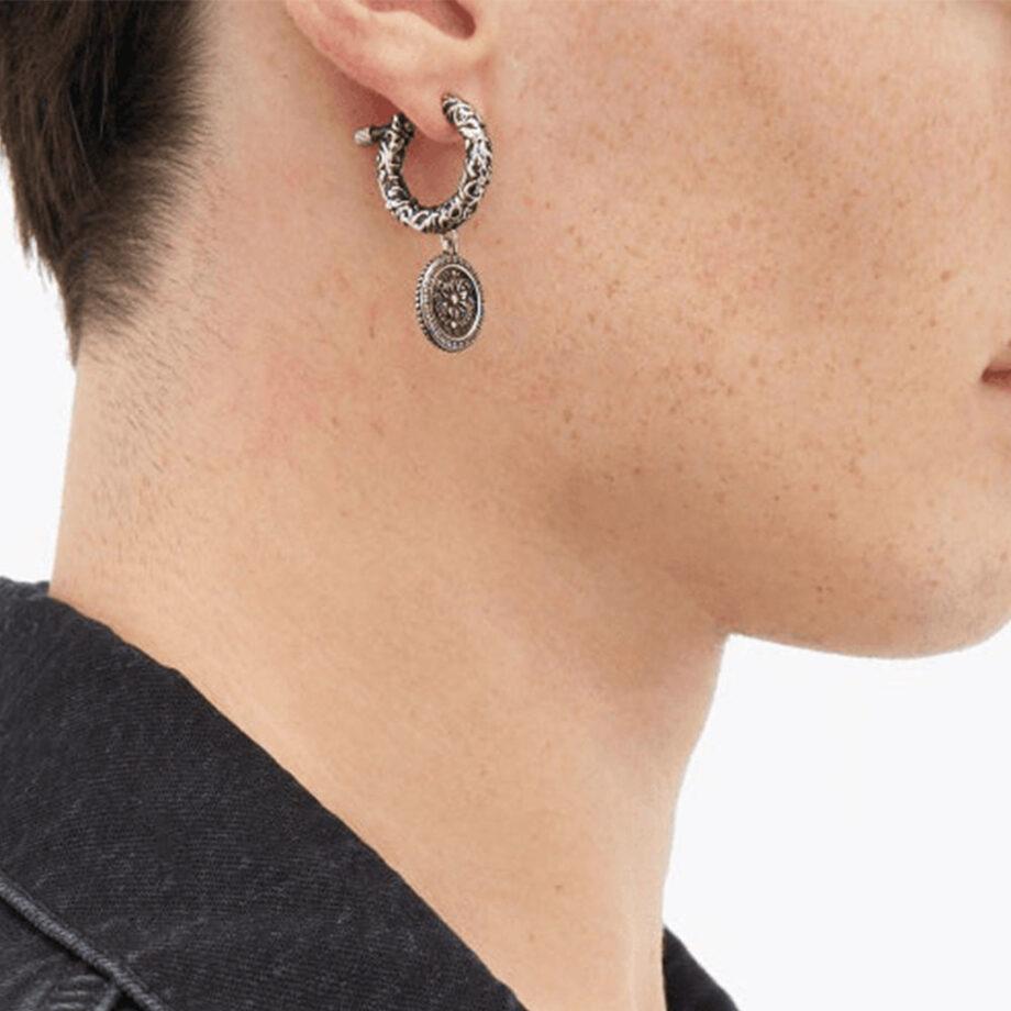 Dmarge cool-earrings-men MISBHV