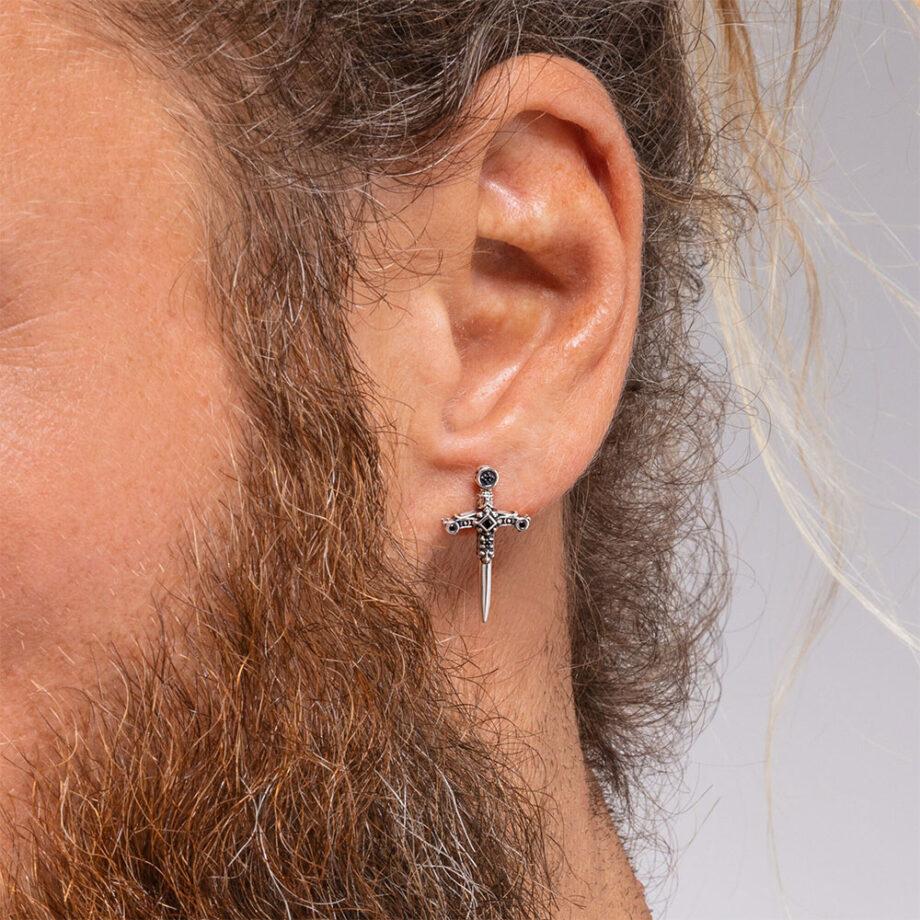 Dmarge cool-earrings-men Thomas Sabo