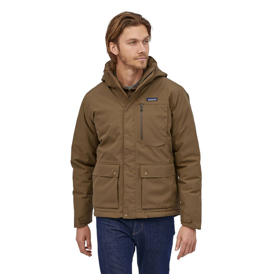 Dmarge sustainable-clothing-brands Patagonia