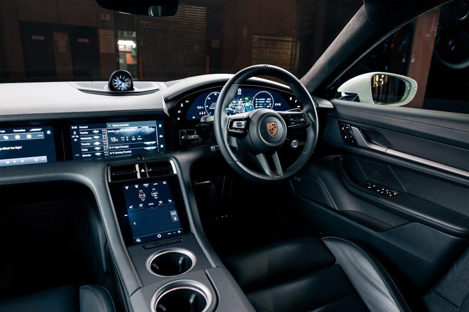 Porsche's Taycan Heralds A New Era For Luxury & Performance Vehicles