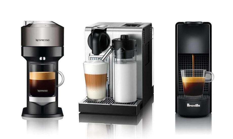 Dmarge best-coffee-machines Nespresso