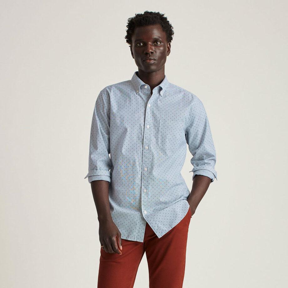 Dmarge best-mens-button-down-shirts Bonobos