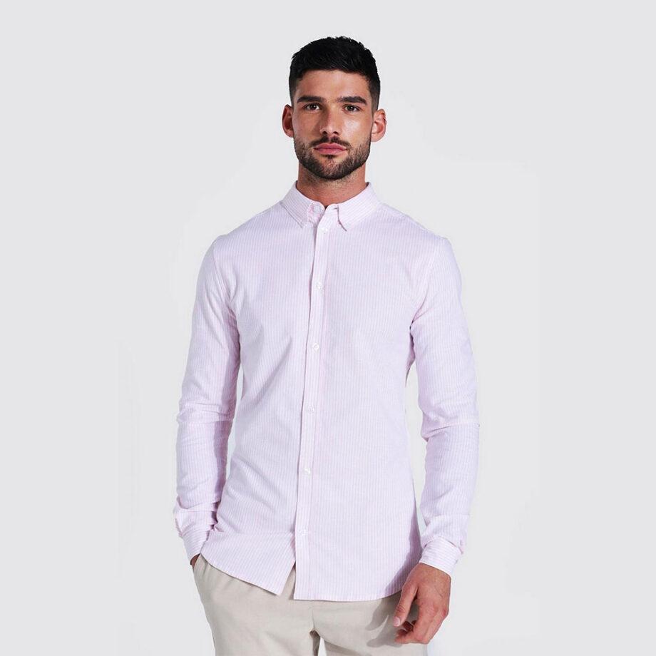 Dmarge best-mens-button-down-shirts Boohoo Man