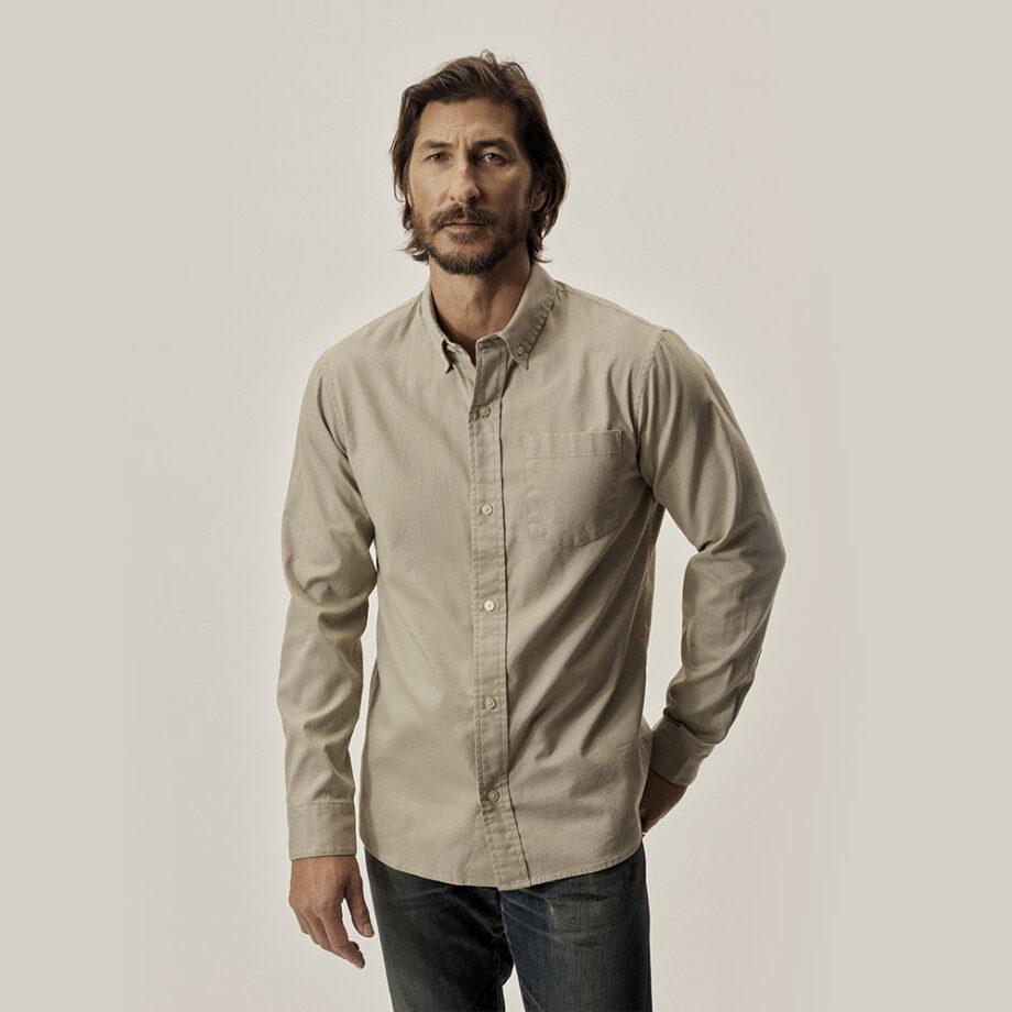 Dmarge best-mens-button-down-shirts Buck Mason