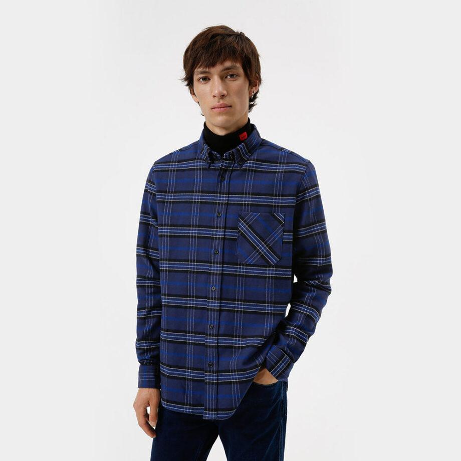 Dmarge best-mens-button-down-shirts Hugo Boss