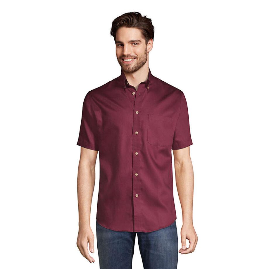 Dmarge best-mens-button-down-shirts Lands' End