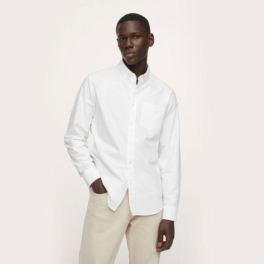 Dmarge best-mens-button-down-shirts Mango