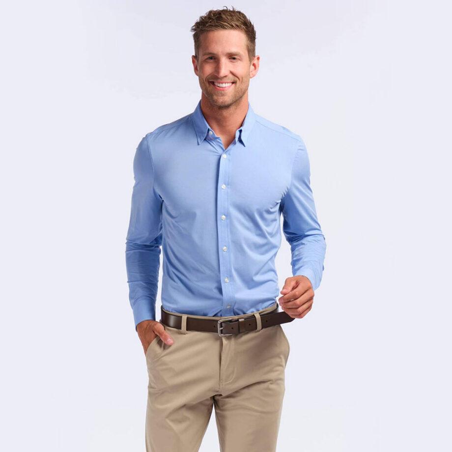 Dmarge best-mens-button-down-shirts Rhone