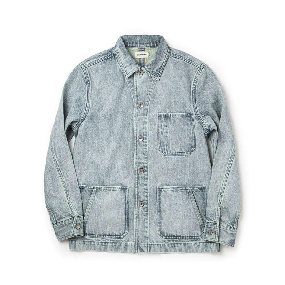 Dmarge best-mens-chore-jackets Taylor Stitch