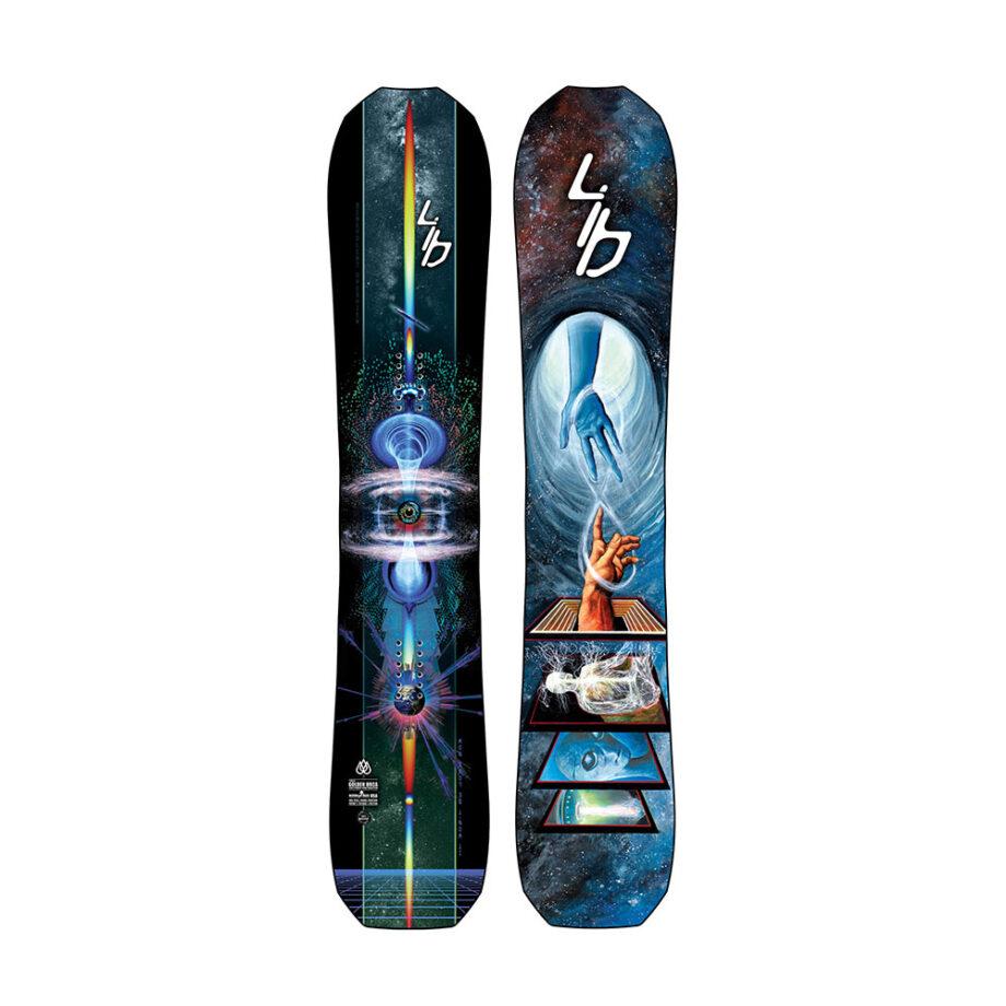 Dmarge best-snowboard-brands Lib Tech