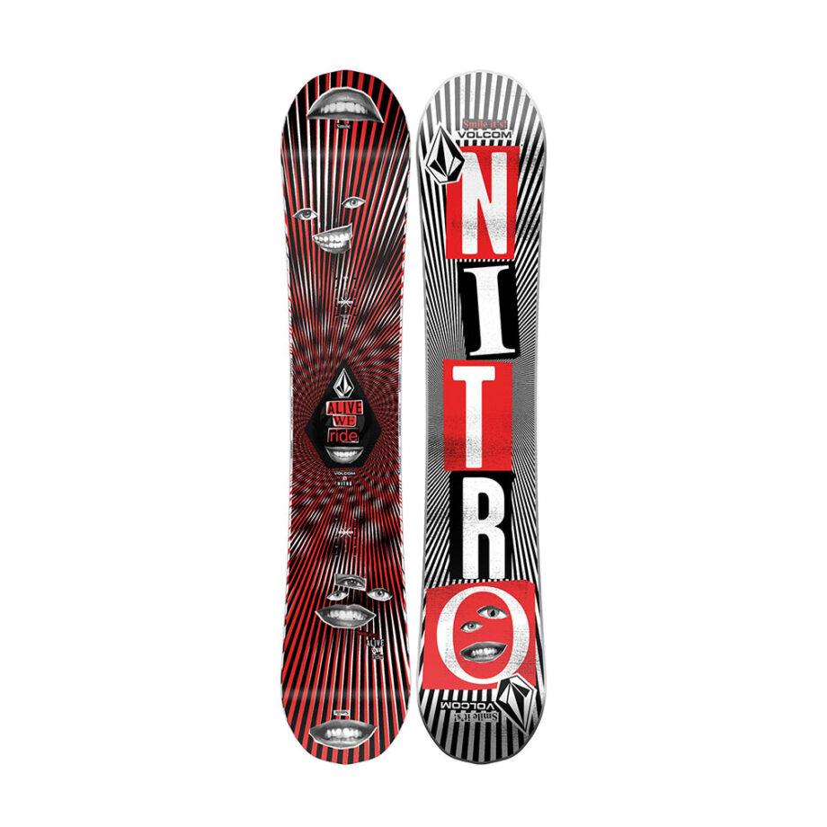 Dmarge best-snowboard-brands Nitro
