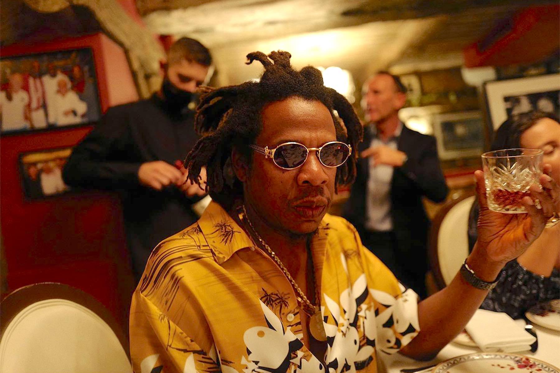 Jay-Z Hires Jeff Bezo's 'Mega Yacht', Buys $600,000 Audemars Piguet Watch To Celebrate