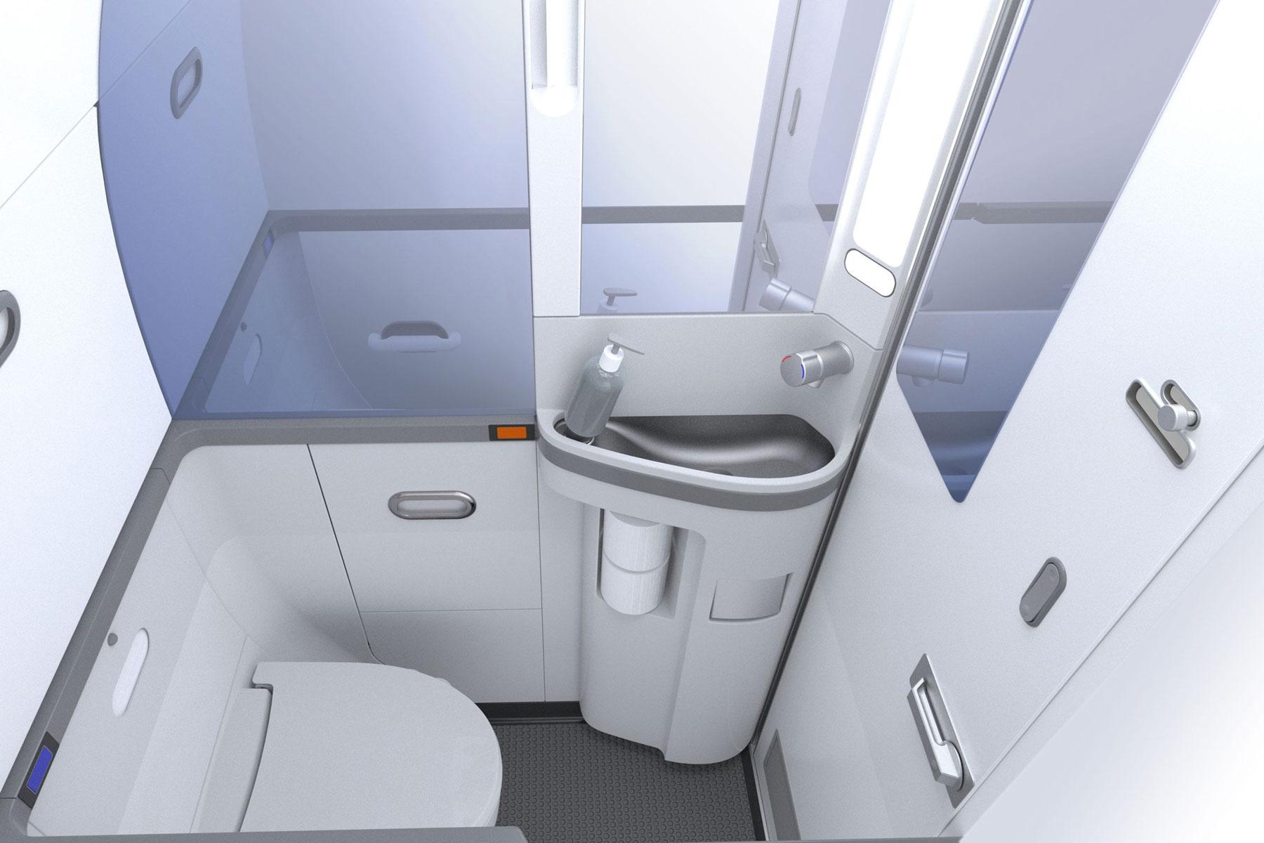 'Rude' Aeroplane Toilet Behaviour Divides The Internet