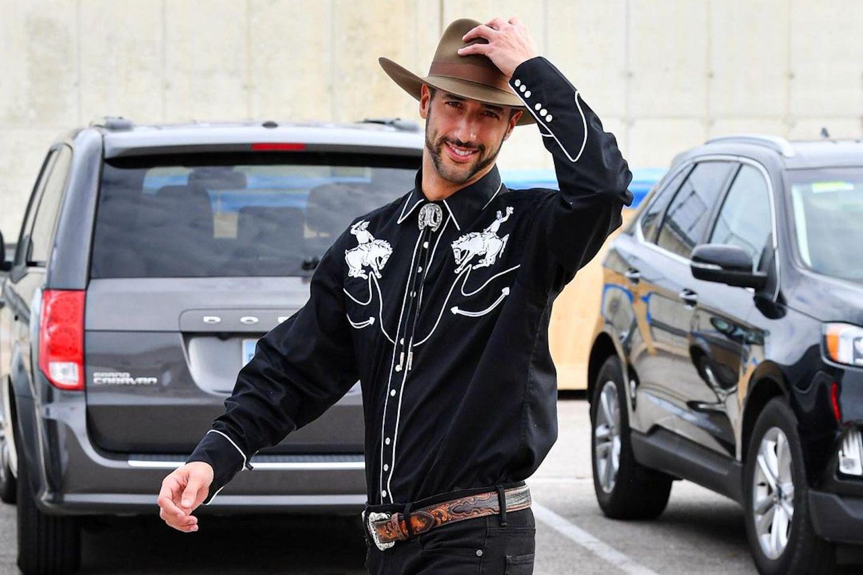 WTF Is Daniel Ricciardo Wearing At United States Grand Prix In Austin?