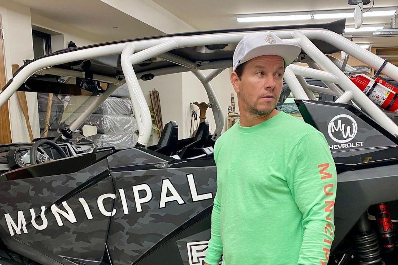 Queue Jumper! Mark Wahlberg Rocks Patek Philippe Everyone Wants