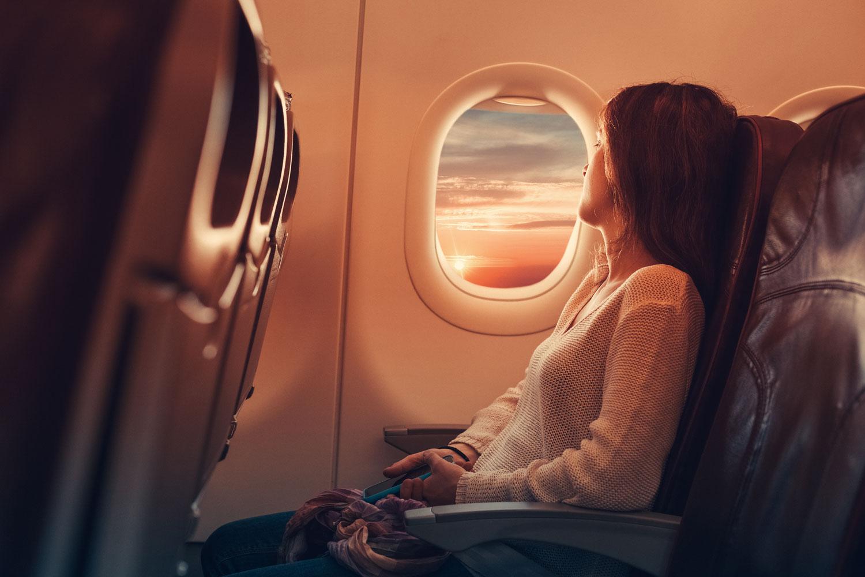 Woman's 'Gross' In-Flight Act Sparks Massive Etiquette Debate